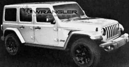 Poznat datum početka proizvodnje novog Jeep Wranglera