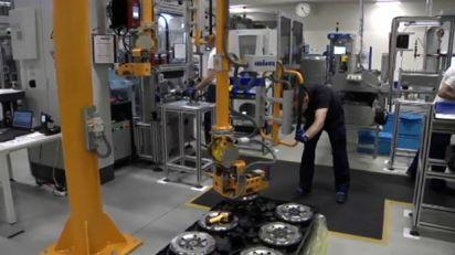 Prave delove za BMV, Folksvagen i Volvo – posao iz snova za radnike u Pančevu