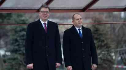 Predsednik Bugarske u dvodnevnoj poseti Srbiji