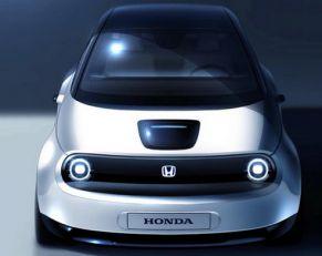Predserijska Honda Urban EV na sajmu u Ženevi