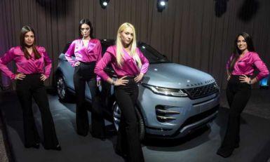 Predstavljen Range Rover Evoque (FOTO)