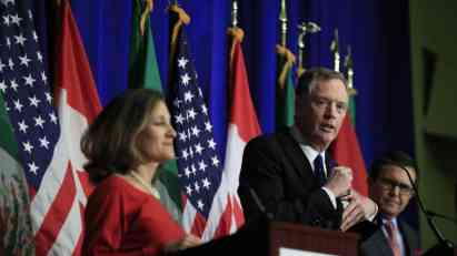Pregovori o sporazumu NAFTA - i dalje značajne prepreke