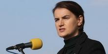 Premijerka: Ne tražiti od Srbije da bira između Zapada i Rusije