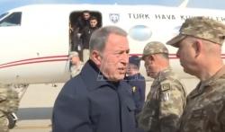 Prinudno sleteo avion sa turskim ministrom odbrane, nema povredjenih
