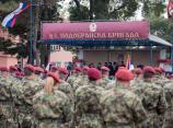 Pripadnici 63. padobranske jedinice odlikovani ordenom Svetog Save