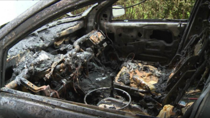 Priveden osumnjičeni za paljenje automobila aktiviste u Aleksincu