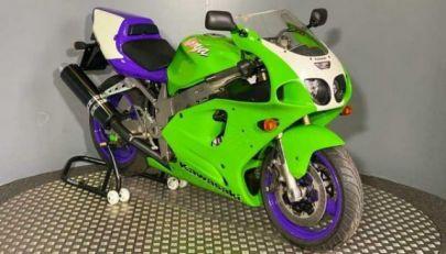 Prodaje se Kawasaki 24 godine star: 45.000 evra