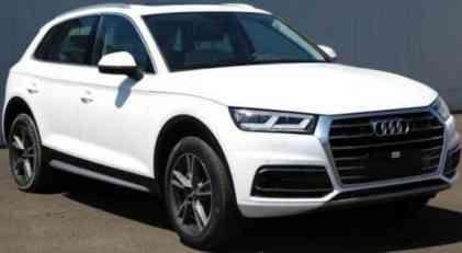 Produženi Audi Q5L za Kinu