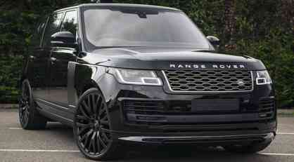 Project Kahn Range Rover 5.0 Supercharged Autobiography edition