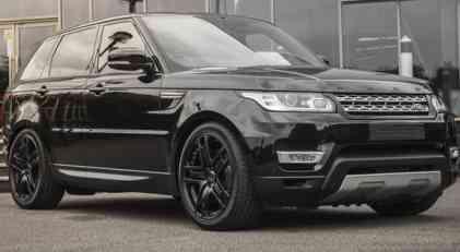 Project Kahn Range Rover Sport 3.0 SDV6 Diesel HSE Signature Edition
