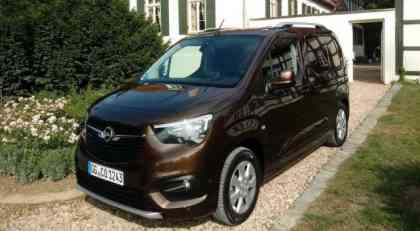Promocija: Opel Combo Life