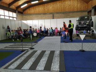 Promocija edukacije učenika o bezbednosti u saobraćaju