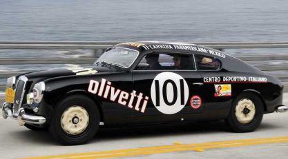 Pronađena davno izgubljena Lancia Aurelia B20GT