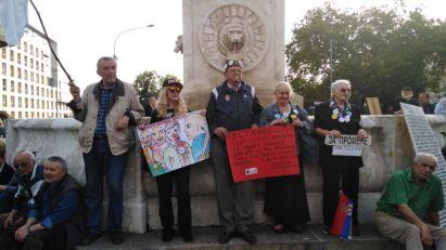 Protest 1 od 5 miliona u Beogradu: Podsećanje na sve žrtve nasilja
