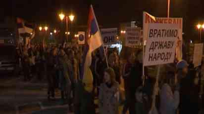 Protesti u Trsteniku i Knjaževcu