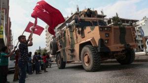 Prva grupa turskih snaga stigla u glavni grad Libije