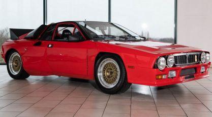 Prvi Lancia 037 prototip na aukciji