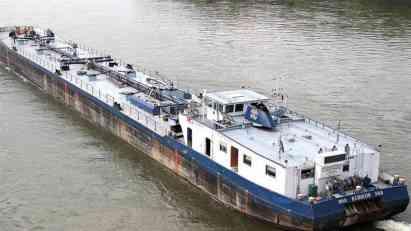 Prvi brod nakon stečaja porinut iz brodogradilišta Begej