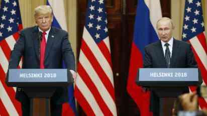 Putin: Odnosi u teškom stanju; Tramp: Moraju se pronaći načini za saradnju