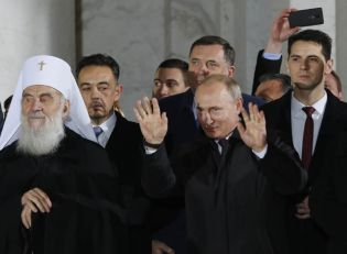 Putin Srbiji ne sme biti uzor