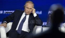 Putin: Zbog političkih borbi u SAD, više nas ne optužuju za mešanje u izbore