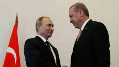 Putin i Erdogan o Siriji i razvoju rusko-turske saradnje