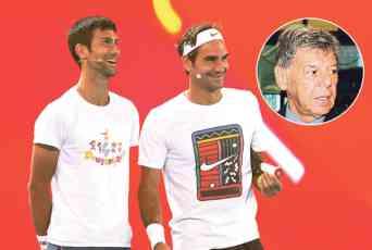 RADMILO ARMENULIĆ O ŠVAJCARCU: Federer je zloban prema Đokoviću