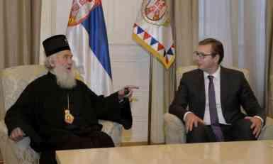RSE: Kosovo udaljava Vučića od Crkve