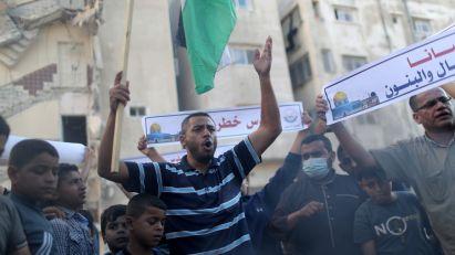 RT: Izrael napao Gazu prvi put pod novom vladom nakon prekida vatre kojim je okončan 11-dnevni rat