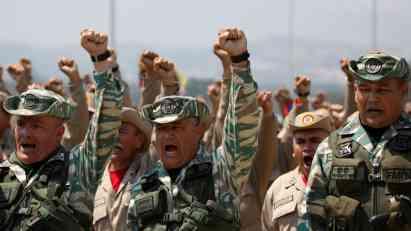 """RT: Maduro želi vojsku na granici sa Kolumbijom zbog """"provokacija"""" SAD"""
