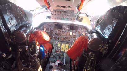 RT: Manevri ruskih bombardera Tu-160 sa avionima Venecuele