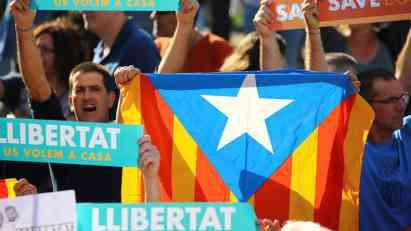 RT: Najgori napad na Kataloniju od Frankove diktature - Puddžemon