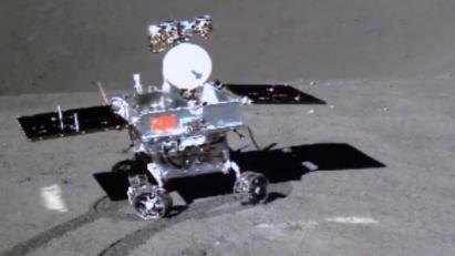 RT: Novi video kineske sonde kako luta po tamnoj strani Meseca