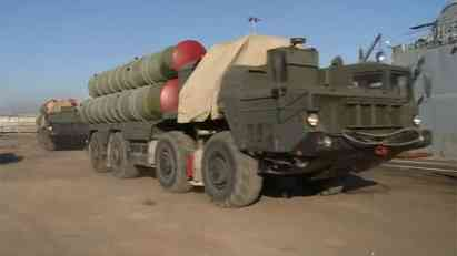 RT: Ruska vojska rasporedila dodatne PVO sisteme S-400 u Siriju