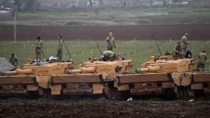 RT: Turska operacija u Siriji odvraća od napora da se pobede teroristi - Matis