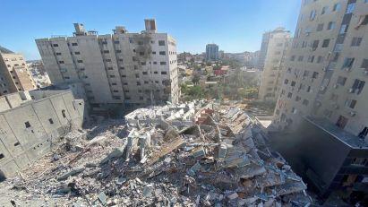 """RT: Uvijen vođa """"Islamskog džihada"""" u Gazi u izraelskom napadu dok je Netanijahu obećao da sukobu neće biti kraja"""