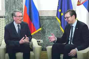 RUSIJA NAS OPET PRITISKA ZA NIŠ Moskva ispituje granice svog uticaja na Vladu u Beogradu