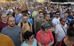 Radnici Zastava oružja protestovali zbog najave privatizacije fabrike