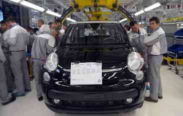 Radnicima Fiata legla povišica