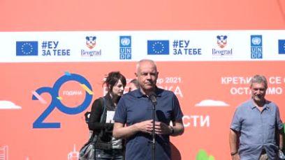 Radojičić: Izgradili smo 100 kilometara biciklističkih staza, i to nije dovoljno