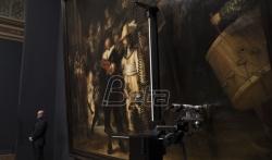 Rajksmuzeum najavio restauraciju Noćne straže (VIDEO)