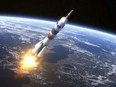 Raketa Sojuz sa tri astronauta uspešno poletela iz Bajkonura