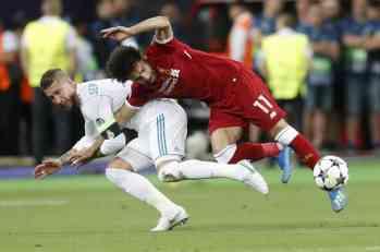 Ramos i dalje proziva Salaha (foto)