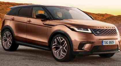 Range Rover Evoque (2019.) – sve što znamo do sada