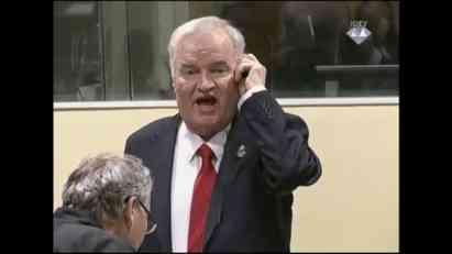 Ratko Mladić pred novim Žalbenim vijećem 6. novembra