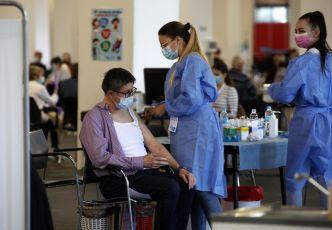 Region: U Hrvatskoj zaražene još 84 osobe, Slovenci od ponedeljka biraju vakcinu