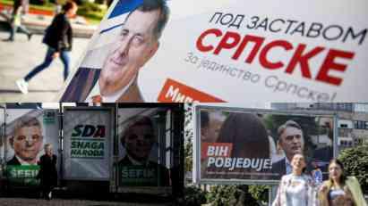 Rekli ste: Slijede četiri godine cirkusa u BiH
