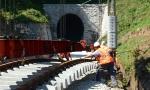 Rekonstruisana četiri tunela na pruzi Kraljevo-Raška