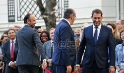 Rekonstruisana francuska vlada, smenjena četiri ministra