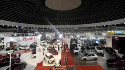 Rekordna posećenost sajma, prodato 2.000 automobila